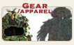 Paintball scenario gear apparel